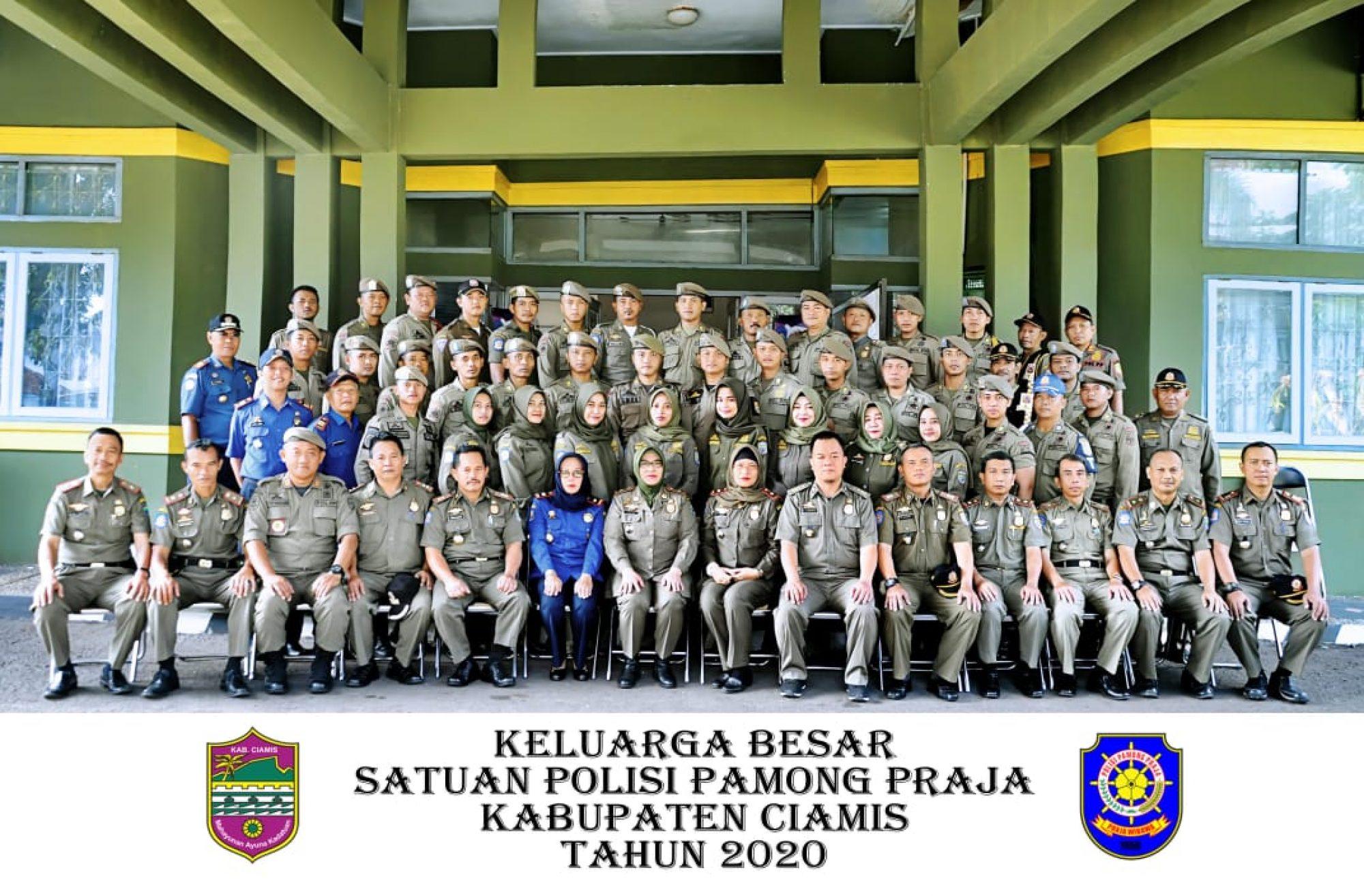 Satuan Polisi Pamong Praja Kabupaten Ciamis